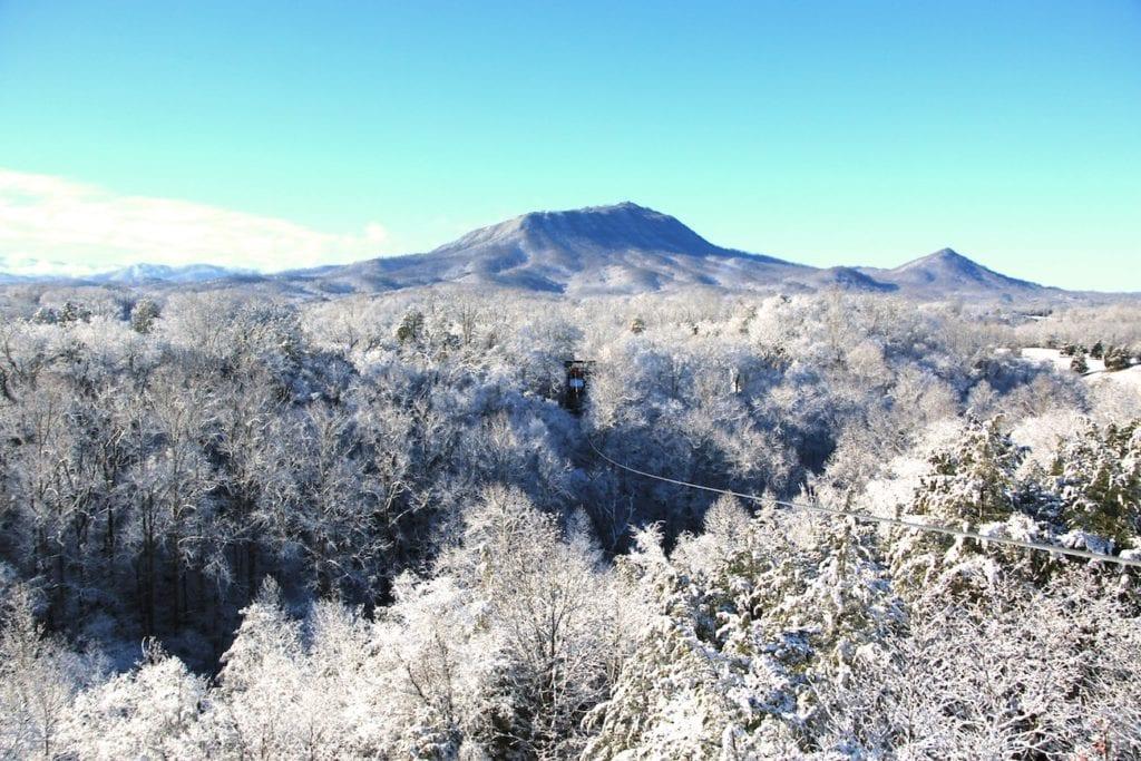 Smoky Mountains Ziplines